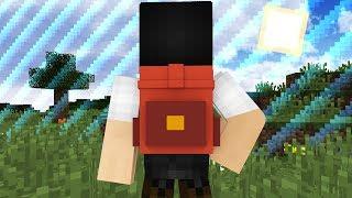 Minecraft Reverso #5: MINHA NOVA BASE SERÁ NO FIM DO MUNDO!