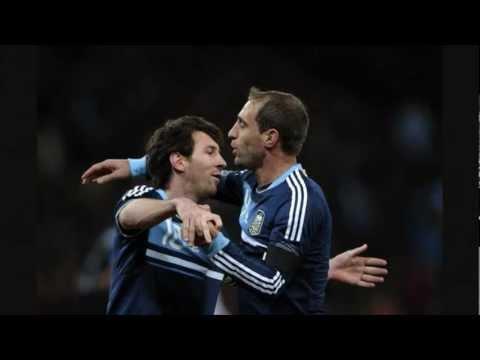 Lionel Messi Amazing Hat-trick Switzerland vs Argentina 1-3 29.02.2012 Friendly