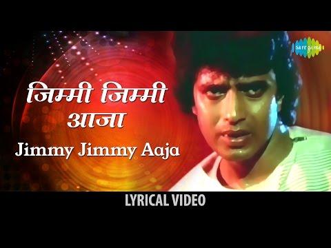 Jimmy Jimmy Jimmy Aaja With Lyrics  Disco Dancer   Mithun Chakraborty, Kim, Kalpana Iyer