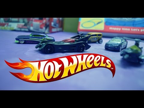 Hot Wheels cars | Police cars for kids - fast lane - videos for kids - hotwheels toys