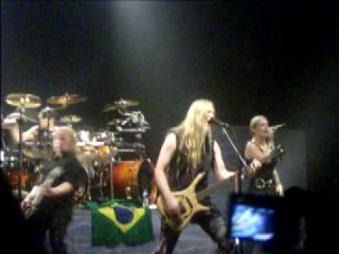 Nightwish - Dead To The World (SP 08/11)