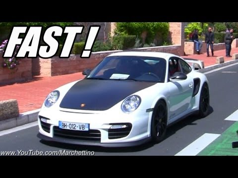 Porsche 997 GT2 RS FAST Accelerations!