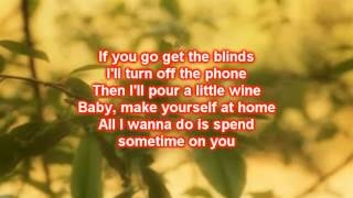 Chuck Wicks - Mine All Mine