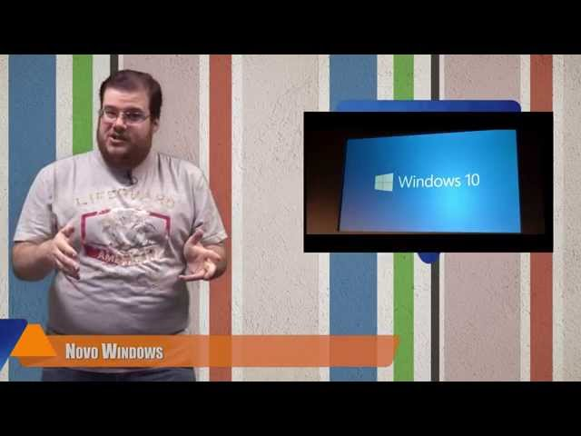 Hoje no TecMundo (30/09) - Novo Windows, Droid Turbo, novas câmeras GoPro e fim do Orkut