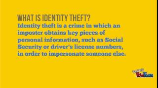 Cyber crime & Identity Theft