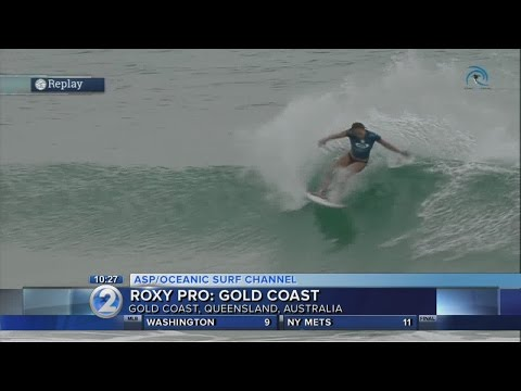 Honolulu's Carissa Moore wins WSL Season Opening Roxy Pro Gold Coast