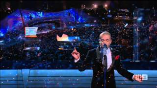 Anthony Callea - The Prayer - Carols by Candlelight 2014