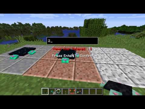 Teletransportate a donde quieras! - Telepads Mod - Minecraft 1.12.2/1.11.2/1.10.2/1.7.10