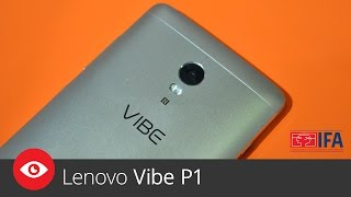 Lenovo Vibe P1 (IFA 2015)