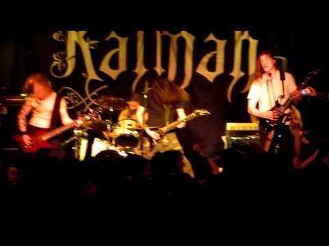 Show Kalmahà Drummondville SGM (La piaule) 18 Mars 2011