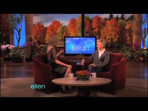 Ellen Attempts to Scare Taylor Swift... Again!