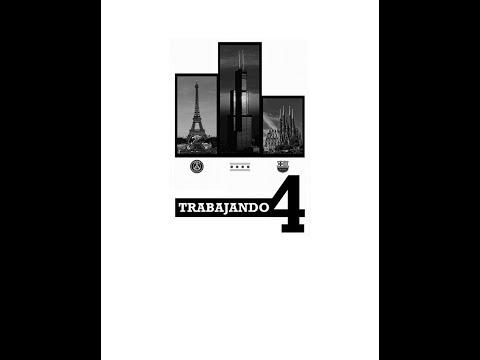 TRABAJANDO 4 | FULL LENGTH | PARIS CHICAGO BARCELONA