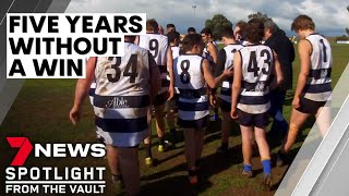 The Ultimate Underdogs | Ardmona Cats battle for survival after five years winless | Sunday Night