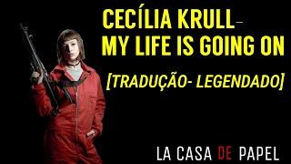 download musica Cecilia Krull- My life is going on TRADUÇÃOLEGENDADO