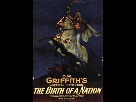 EL NACIMIENTO DE UNA NACION P1 (THE BIRTH OF A NATION, 1915, Silent movie, Full movie, Cinetel)