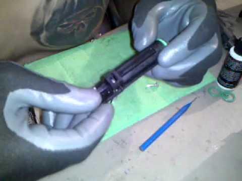 Installing kjw m4 npas into KWA LM4 PTR