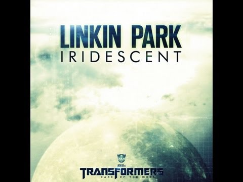 Linkin Park Iridescent - Lyrics video
