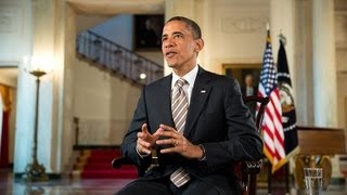 (Weekly Address) President Obama Offers Easter and Passover Greetings  3/30/13