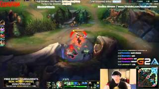 Box Box   Riven vs Renekton   Top   November 11th, 2015   Preseason 6   Patch 5 22