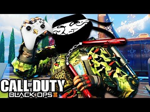 Black Ops 3 Funny Ninja Moments! (Boxing Gloves, Nunchucks, Funny Moments)