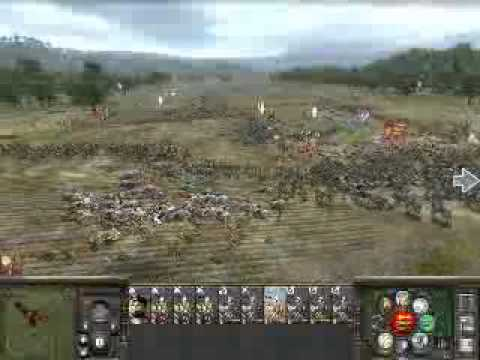 Medieval II: Total War. Battle of Agincourt  parte 1