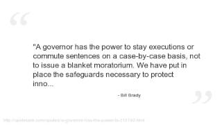 Bill Brady Quotes