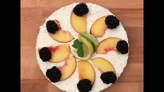 GastroHobbi I Gyümölcsös túrótorta sütés nélkül
