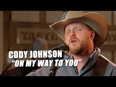 Download Cody Johnson quotOn My Way To Youquot  A Real Country Hit