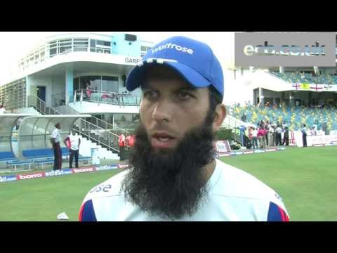 Alastair Cook's hundred means a lot to everybody says Moeen Ali