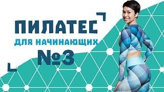 Пилатес для начинающих №3 от Натальи Папушой