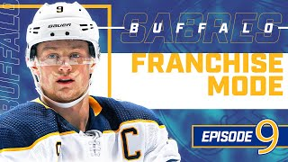 NHL 21 I Buffalo Sabres Franchise Mode 9 quotTHE PLAYOFF RUN!!!