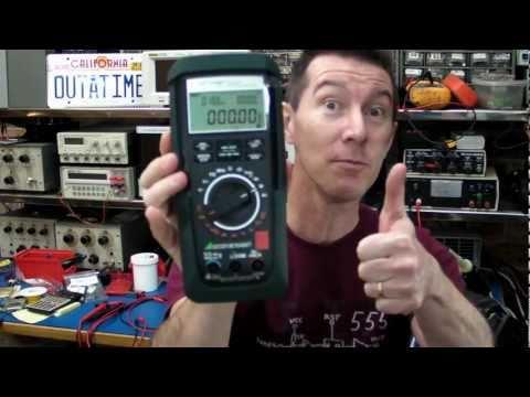 EEVblog #173 - Gossen Metrahit Energy Multimeter Teardown