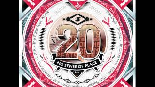 Poppers - Original mix - The Edge feat Konik - No Sense of Place Records