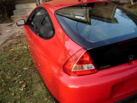 Honda Insight 2000. 2000 Honda Insight
