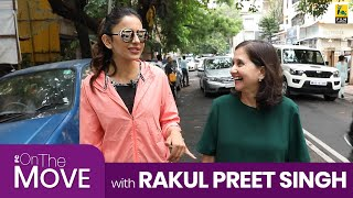 Rakul Preet Singh Interview | Manmadhudu 2 | On The Move | Anupama Chopra | Film Companion