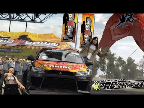 Финал Чикаго на Honda S2000 Need for Speed: ProStreet на руле Fanatec CSL Elite