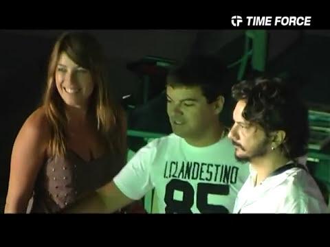 Elsa Pataky y Cristiano Ronaldo: making of del anuncio de Ti