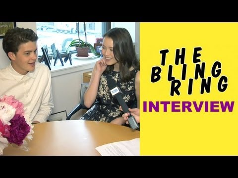 The Bling Ring 2013 Israel Broussard Katie Chang Beyond The