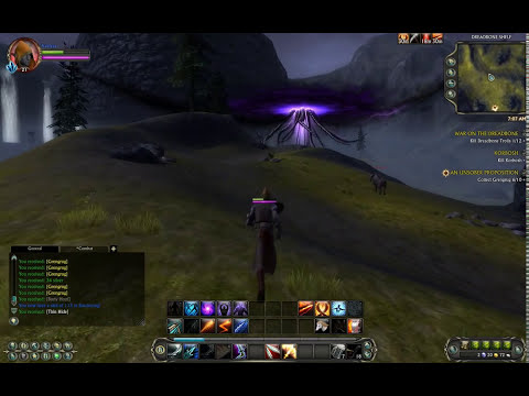 Rift Open Beta Nightblade/Marksman/Bladedancer Gameplay