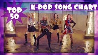 [TOP 50] K-POP SONGS CHART • NOVEMBER 2016 (WEEK 1)