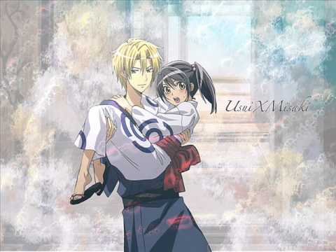 Kaichou wa maid-sama Usui and Misaki(bad boy) Music Videos