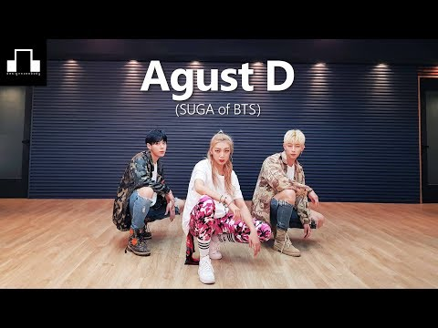 download lagu Agust D Suga Of Bts  Dsomeb Choreography & gratis