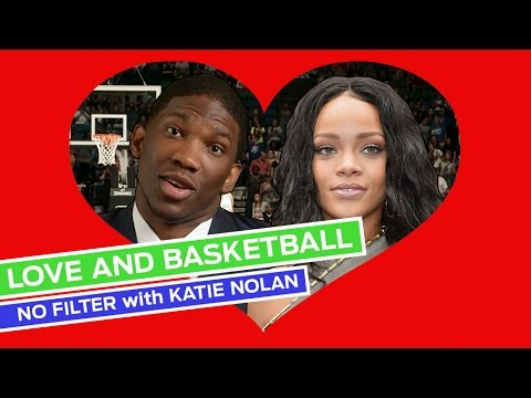 Love and Basketball with Rihanna and Joel Embiid klip izle
