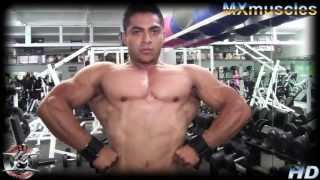 TEEN BODYBUILDER MARCO A. JERONIMO