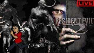 Resident Evil 2 Leon B(Resident Evil 3 after)......Lets Escape The Zombies !!!