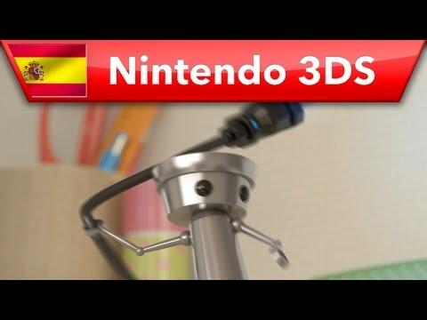 Chibi-Robo: Zip Lash! - Enchúfate al nuevo juego de plataformas (Nintendo 3DS)