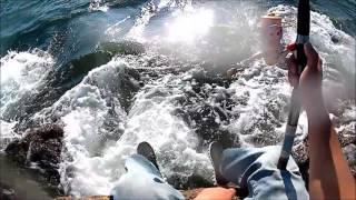 FISHING LOS ALAMITOS BAY JETTY
