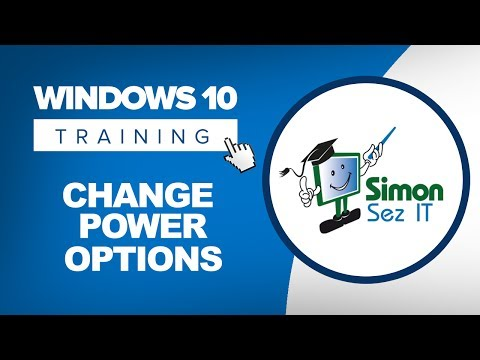 How to Change Power Options in Windows 10