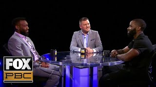 Austin Trout and Terrell Gausha break down their boxing journeys | FACE TO FACE | PBC on FOX