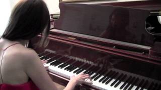 Carol of the Bells- Mykola Leontovych/ Ukranian Folk Chant Live Piano Improvisation